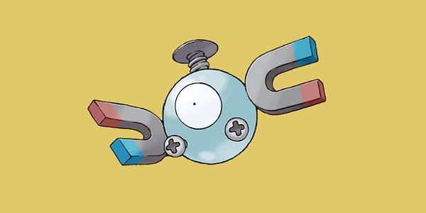 Magnemite in Pokémon GO. Credit: Niantic