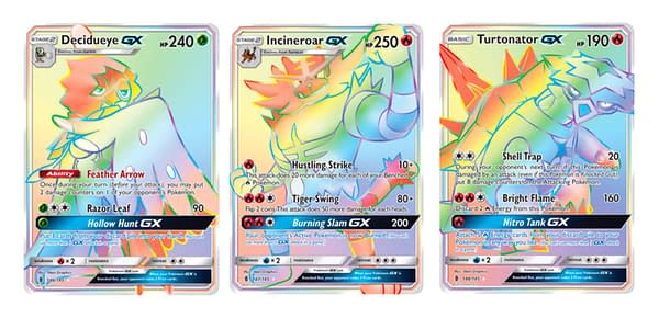 Cards of Guardians Rising. Credit: Pokémon TCG