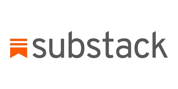 The logo of Substack