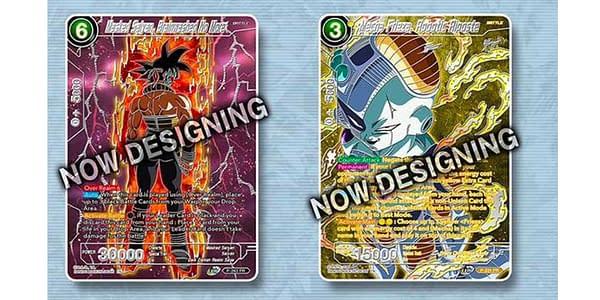 Dragon Ball Super Collector's Selection Vol. 2 cards. Credit: Bandai