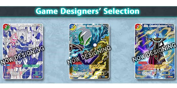 Collector's Selection cards. Credit: Dragon Ball Super Card Game