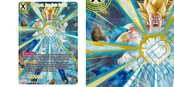 Dragon Ball Super 2021 Anniversary reprint. Credit: Bandai