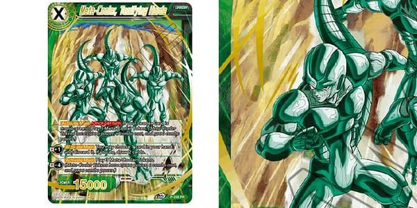 Dragon Ball Super 2021 Anniversary Reprint card. Credit: Bandai