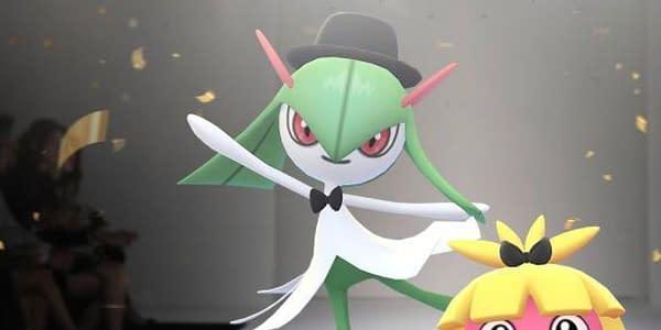 Kirlia in Pokémon GO. Credit: Niantic