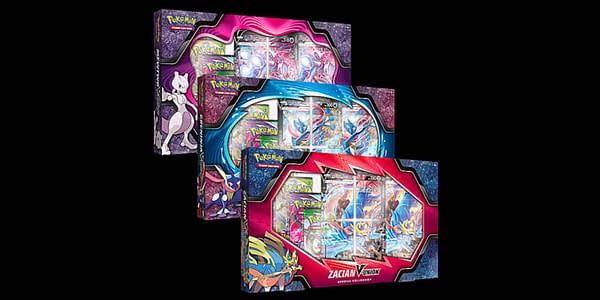 V-UNION Collections. Credit: Pokémon TCG