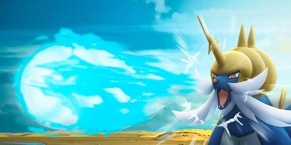 Samurott in Pokémon GO. Credit: Niantic