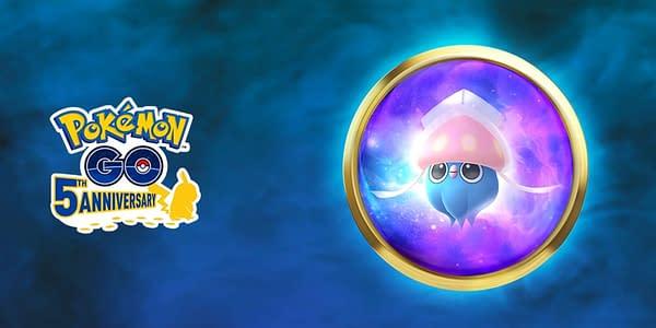 Inkay in Pokémon GO. Credit: Niantic
