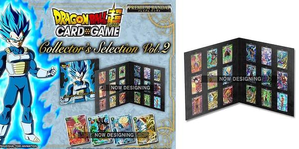Dragon Ball Super Collector's Selection 02. Credit: Bandai