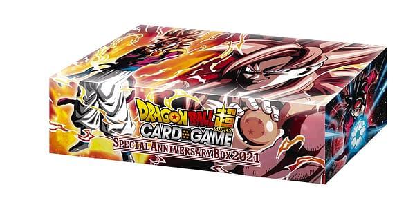 Dragon Ball Super 2021 Anniversary box. Credit: Bandai