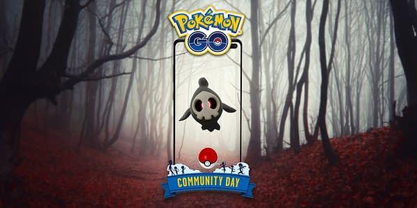 Duskull in Pokémon GO. Credit: Pokémon GO