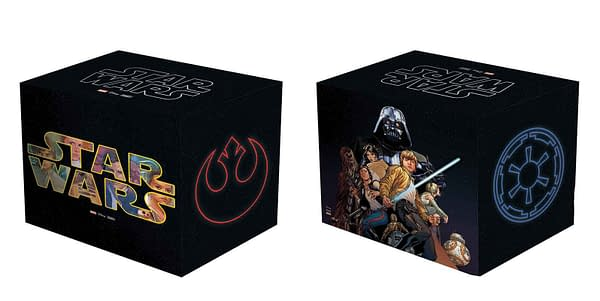 Marvel To Publish A $500, 5000-Page Infinity Gauntlet Slipcase Boxset Next Year