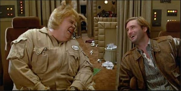John Candy - Spaceballs