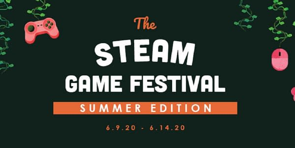 The Steam Game Festival will return in June, courtesy of Valve.
