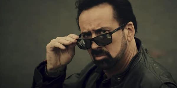 Willy's Wonderland Dir Kevin Lewis Talks Nicolas Cage, Title Change
