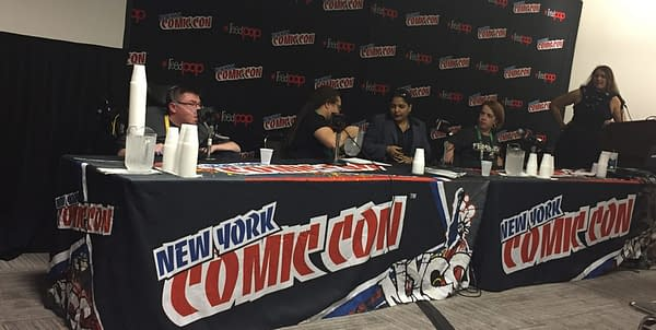 How (And Why) To Include Disabled Characters In Comics, From New York Comic Con