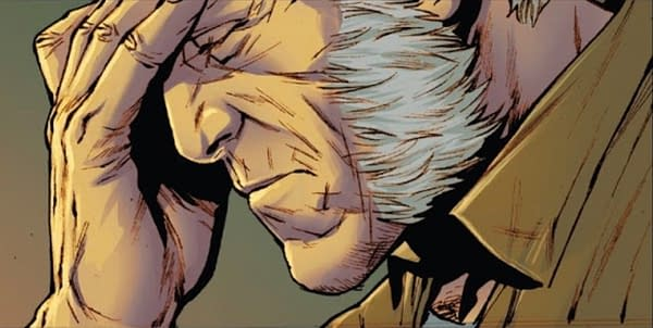 X-Men: Bland Design – Sad Wolverine is Sad in Old Man Logan #35