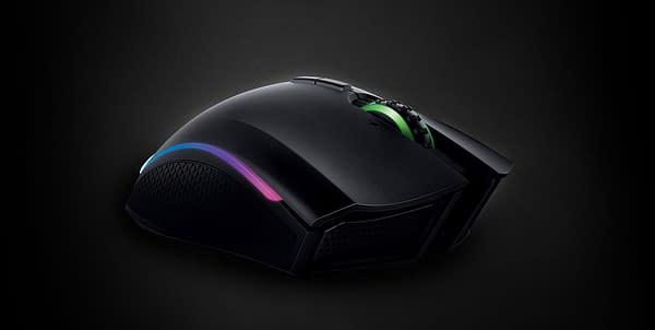 Review: Razer Mamba Wireless Gaming Mouse