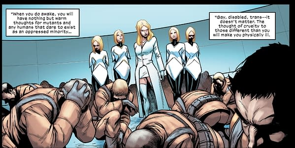 Emma Frost Has Her Own Weapons Of Mass Destruction in Marauders #10