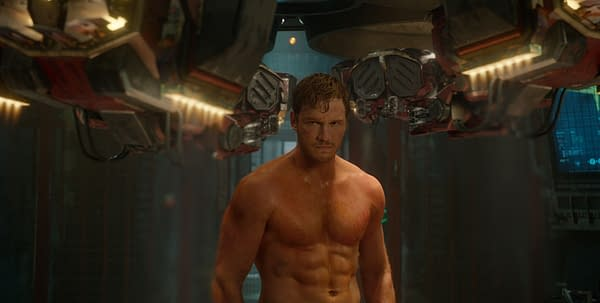 Guardians Chris Pratt