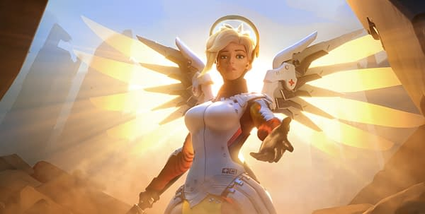 Did Somebody Call A Doctor? Overwatch's Mercy Nerfed Yet Again