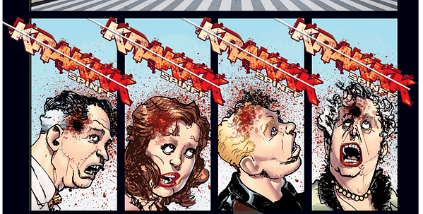 Howard Chaykin's Divided States Of Hysteria Did Exactly What It Was Meant To. Just Not In The Way It Meant To.