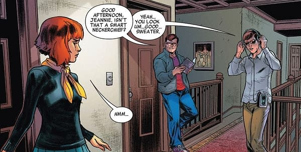 X-Men: Bland Design – All Good Things Must Come to an End in Jean Grey #11