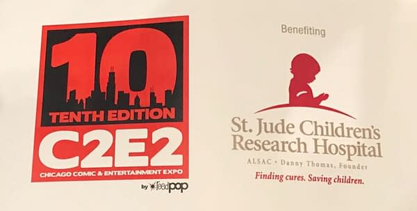C2E2 Charity Art Auction with Marc Silvestri, Artgerm and More, Raised Tens of Thousands for St Jude's Hospital