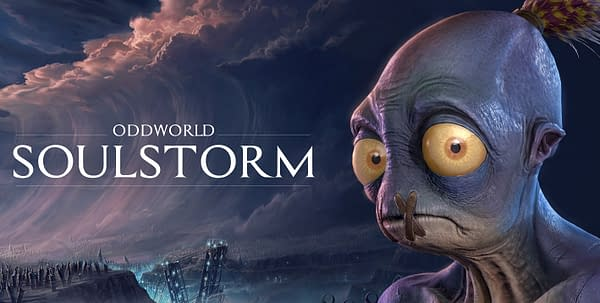 Oddworld: Soulstorm is set to be released sometime this spring. Courtesy of Oddworld Inhabitants.