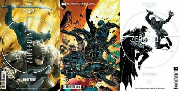 Batman/Fortnite: Zero Point #3 Tops The Bleeding Cool Bestseller List