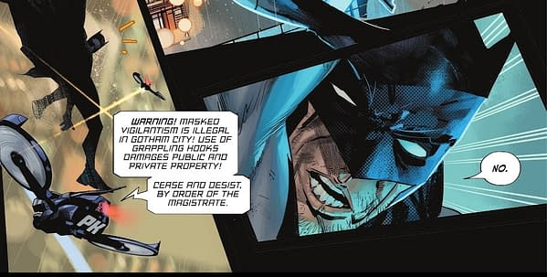 Scarecrow's Manifesto For Gotham's Fear State