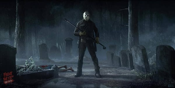 Friday The 13th: The Game Adding More Mechanics to Make You Jason
