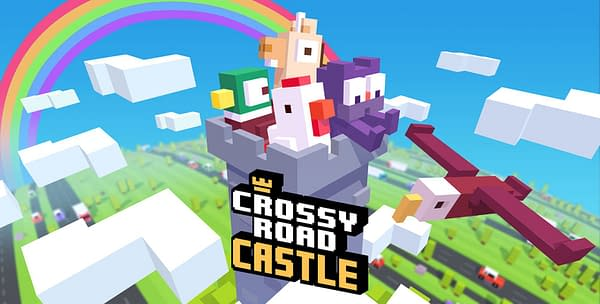 "Apple Arcade Gets A New Exclusive Game With ""Crossy Road Castle"""