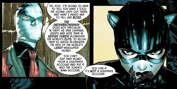 Official: Bruce Wayne is a Tax Cheat (Batman #93 Spoilers).