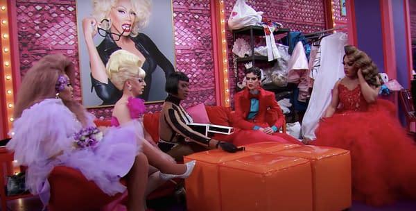 A look at RuPaul's Drag Race All Stars Season 5 (Image: VH1).