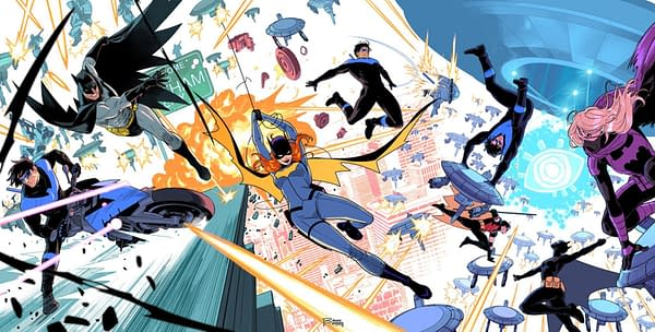 Barbara Gordon Gets New Batgirl Costume In This Week's Nightwing #84