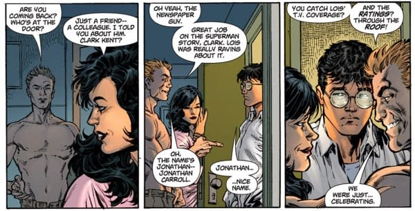 Six Changes For Superman #1