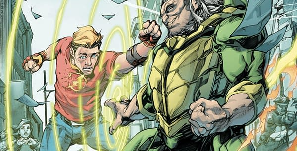 Comic Store in Your Future: Wanting Customers More Like The Flash Than Turtles