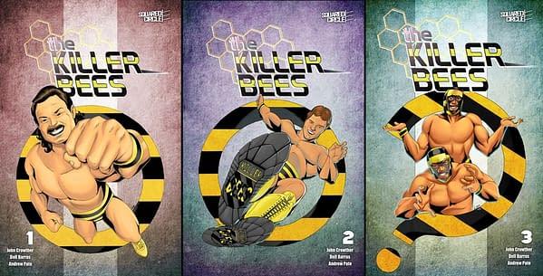 Killer Bees On Kickstarter?