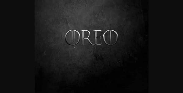 Oreo Teases 'Game of Thrones' Cookies Are Coming