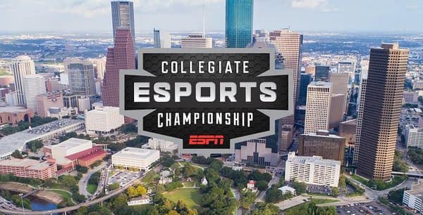 ESPN Releases Schedule For Inaugural Collegiate Esports Championship