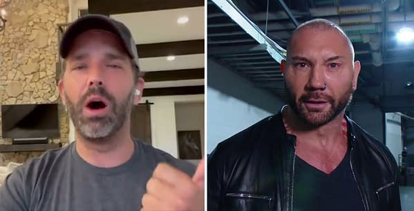 Bautista to Trump Jr: Don't Post @#$% After an 8-ball and 5th of Jack