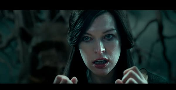 Milla Jovovich's Nimue The Blood Queen from 'Hellboy' and More