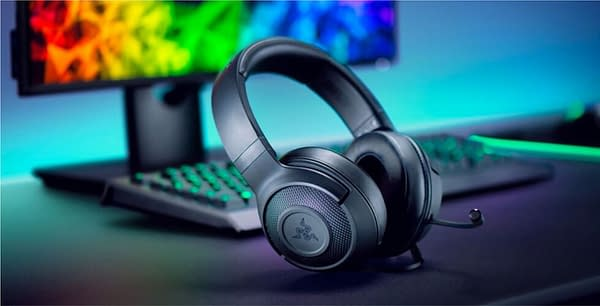 Razer Announces the Kraken X Ultra-Light Gaming Headset