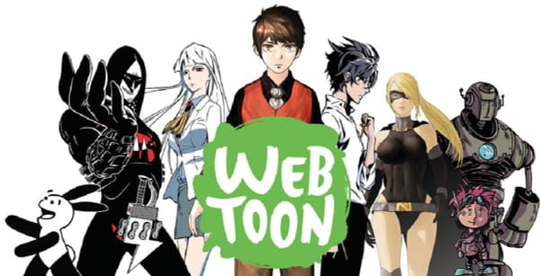 "WEBTOON Releases New TV Spot ""Find Yours"" During"