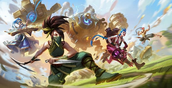 How well will you do in the League of Legends: Wild Rift open beta? Courtesy of Riot Games.