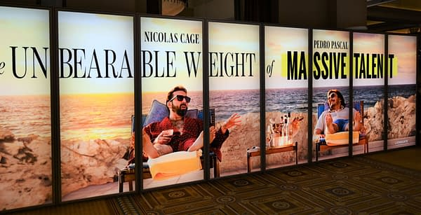 The Unbearable Weight of Massive Talent Shows New CinemaCon Poster