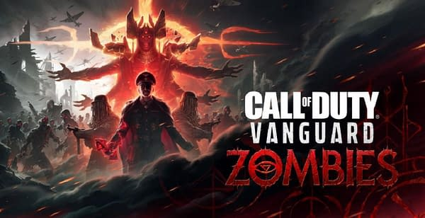 Because of course it had to be zombies all along. Courtesy of Activision.