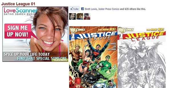 Justice League #1 Pirated Two Hours Before On Sale Date
