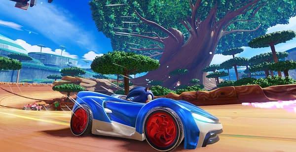 Talking Team Sonic Racing with Sumo Digital's Ben Wilson