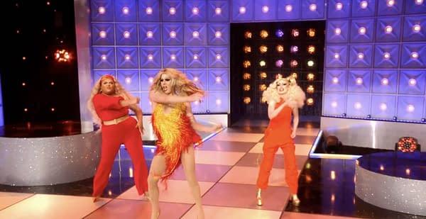 RuPaul's Drag Race s13e6 Disco-mentary Should Stay Dead
